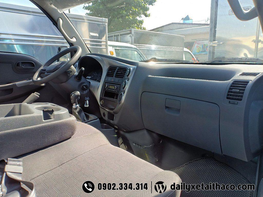 nội thất xe tải kia 2t4